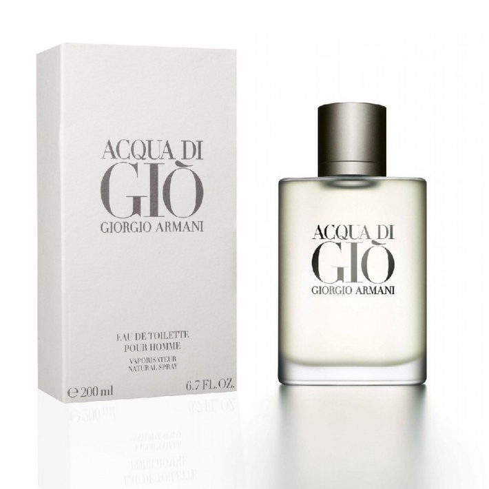 Armani Acqua Di Gio MEN 200ml EDT   Perfumeria Euforia f22624323b69
