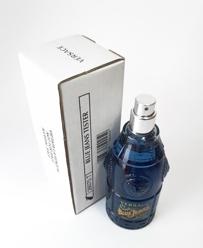 Versace Blue Jeans 75ml edt tester