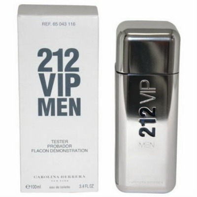 Carolina Herrera 212 VIP Men 100ml tester