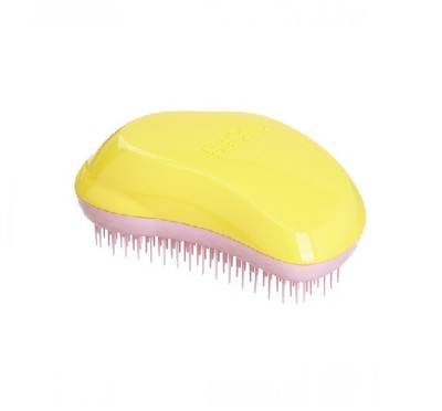 Tangle Teezer The Original Yellow Pink Summer Special