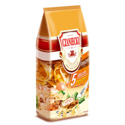 Makaron Czaniecki Gniazdko nr 1 500 g
