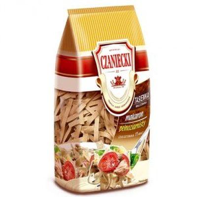 Makaron Czaniecki Tasiemka Walcowana Pełnoziarnista 250 g