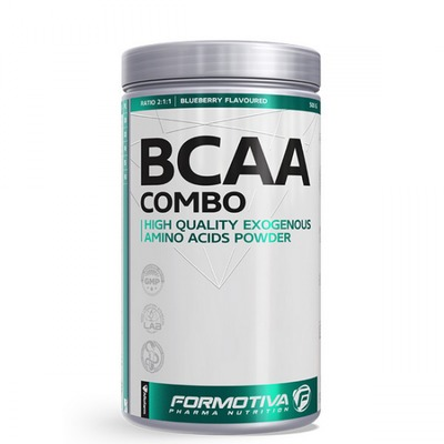 FORMOTIVA BCAA COMBO lemon 500g