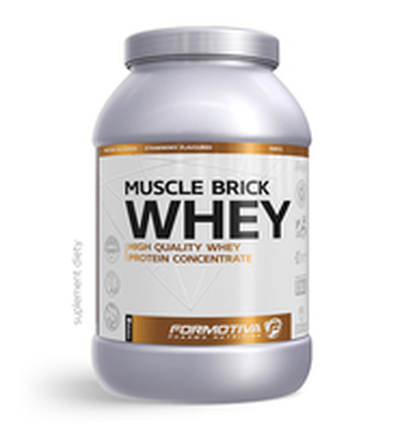 FORMOTIVA MUSCLE BRICK choc.cocount 2100g