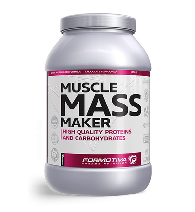 FORMOTIVA MUSCLE mass maker cookies 1500g