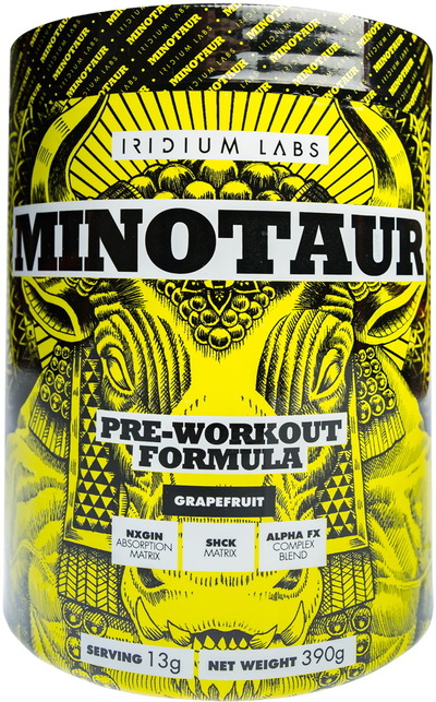 Iridium Labs Minotaur 390g grapefruit
