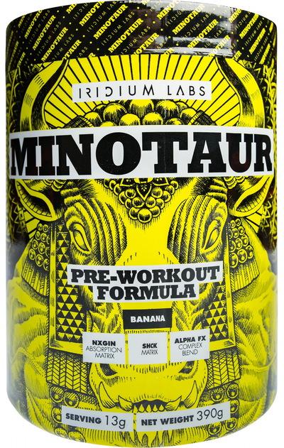 Iridium Labs Minotaur 390g banan