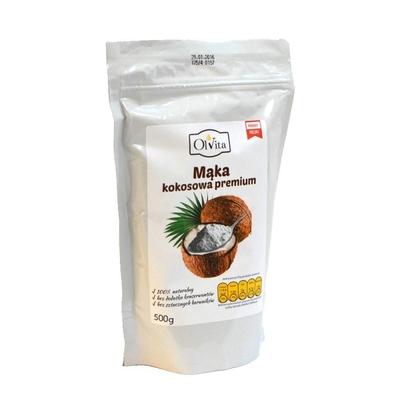 OlVita mąka kokosowa 500g