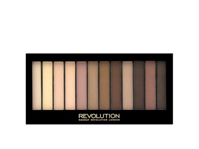 Makeup Revolution Redemption Essential Mattes 2