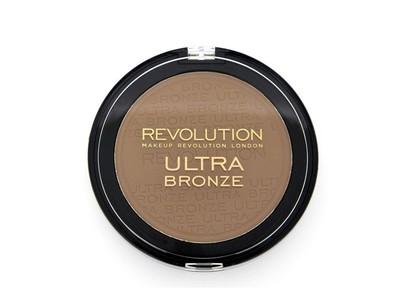 Makeup Revolution BRONZER ULTRA BRONZE puder brązujący do twarzy