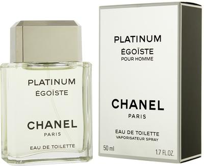 Chanel Egoiste Platinum 50ml