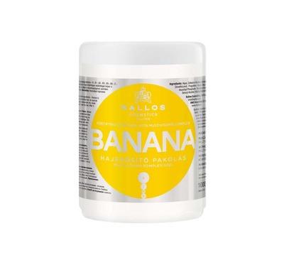 Kallos KJMN maska bananowa 1000ml