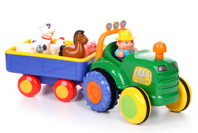 Dumel Traktor Farmer PL nr 24752