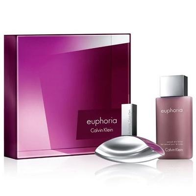 Calvin Klein Euphoria Women 30ml edp + Balsam 100ml