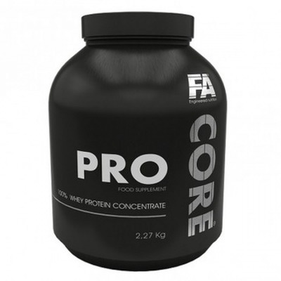 Fitness Authority FA CORE Pro 2270g Strawberry