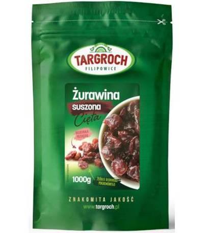 Targroch żurawina suszona 1kg