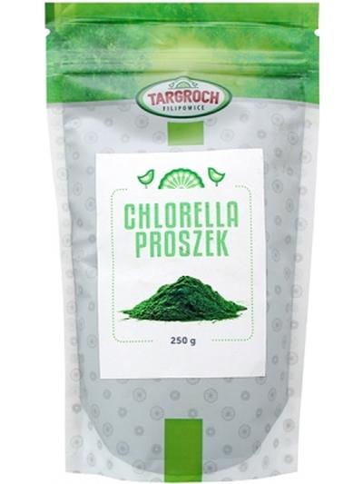 Targroch Chlorella Proszek 250g
