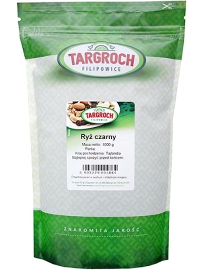 Targroch ryż czarny 1kg