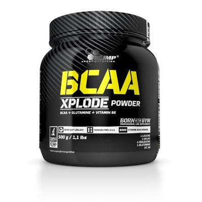 Olimp BCAA Xplode powder fruit punch 500g