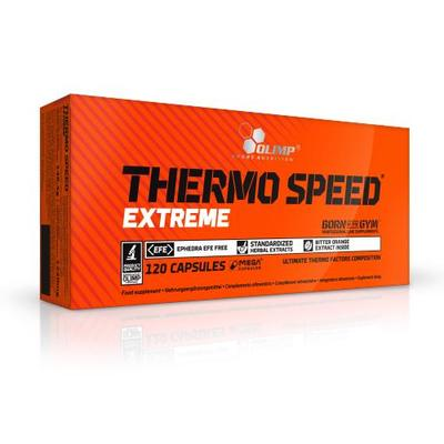 Olimp Thermo Speed Extreme Mega Caps 120kap