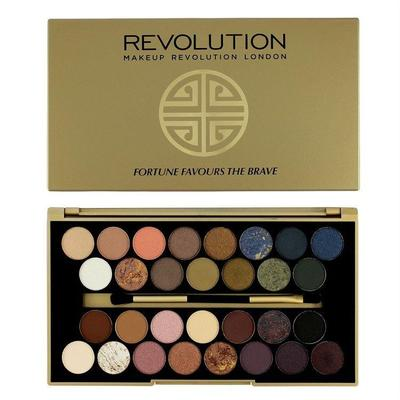 Makeup Revolution BBB Fortune Favours the Brave paleta 30 cieni do powiek