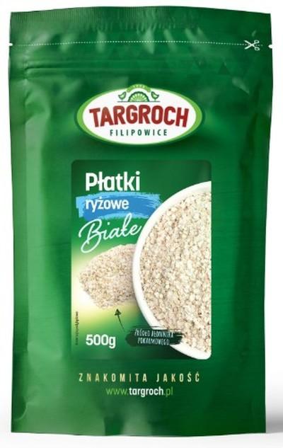 Targroch Płatki ryżowe 500g