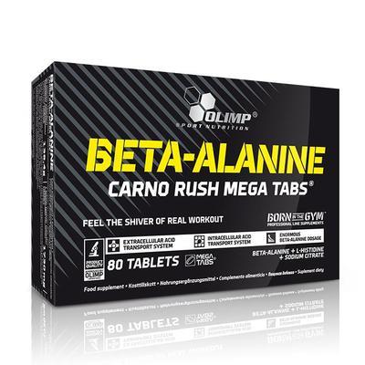 Olimp Beta-Alanine Carno Rush Mega 80 tab