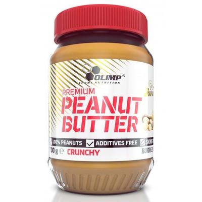 Olimp Peanut Butter crunchy 700g masło orzechowe