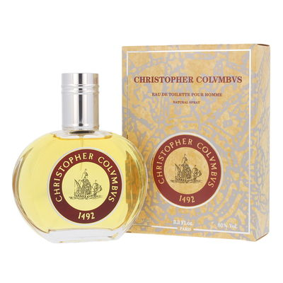 Christopher Columbus Men 100ml