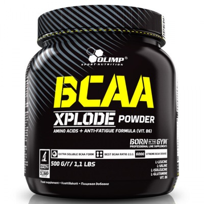 Olimp BCAA Xplode powder 500g pineapple/ananas