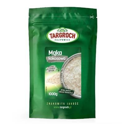 Targroch Mąka Kokosowa 1kg