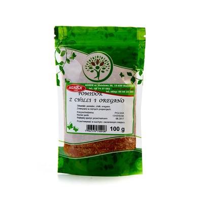 Agnex pomidor z chilli i oregano 100g
