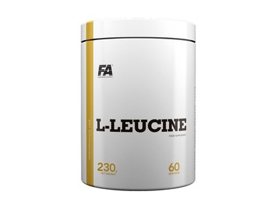Fitness Authority FA L-leucine 230g Grapefruit-mint