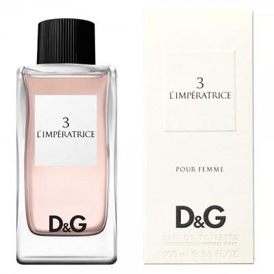 Dolce & Gabbana Anthology 3 L´Imperatrice 100ml edt