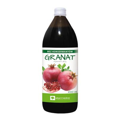 Agnex sok z granatu 1000ml