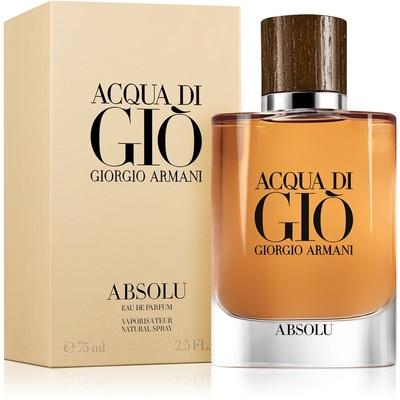Armani Acqua Di Gio Absolu 75ml edp