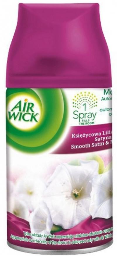 Air Wick Freshmatic Księżycowa Lilia zapas wkład 250ml