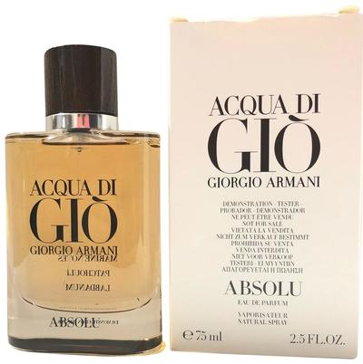 Armani Acqua Di Gio Absolu 75ml edp tester
