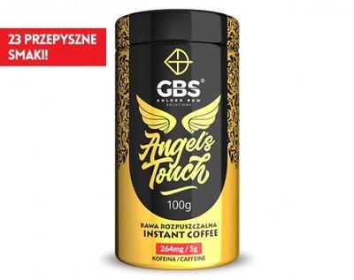 Angel's Touch: kawa rozpuszczalna 100g masło orzechowe