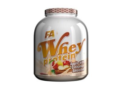 Fitness Authority FA Whey Protein 2270 raspberry smoothie