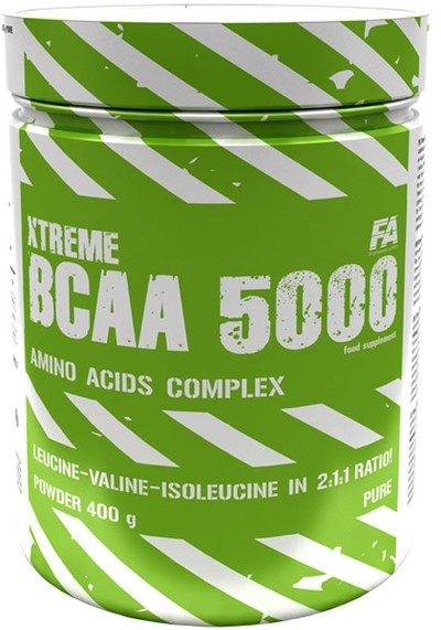Fitness Authority FA Xtreme BCAA 5000 400g Pure