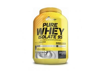 Olimp Pure Whey Isolate 95 izolat 2,2kg wanilia