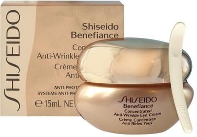 Shiseido Benefiance Concentrated Anti-Wrinkle Eye Cream przeciwzmarszczkowy krem pod oczy 15ml