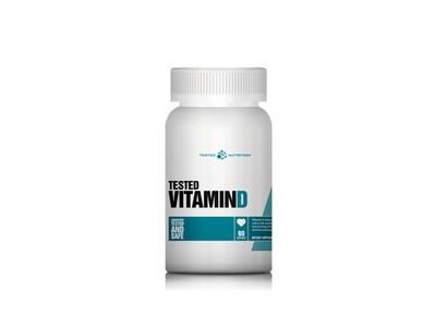 Tested Nut vitamina D 90caps