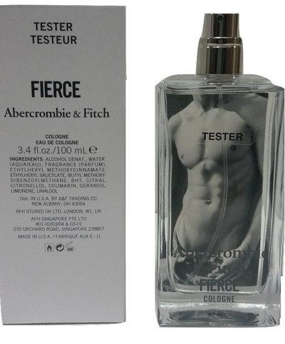 Abercrombie & Fitch Fierce 100ml tester