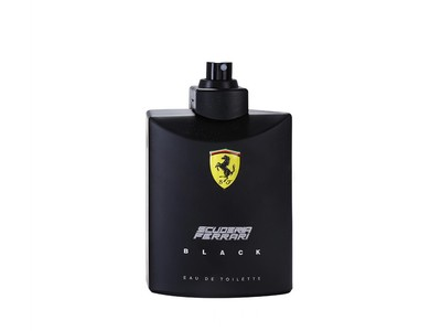 Ferrari Black 125ml tester