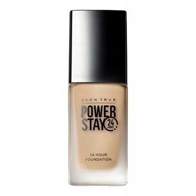 Avon True Power Stay 24 Hour Foundation 30ml Creamy Natural