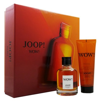 JOOP! Wow 60ml edt + żel pod prysznic 75ml