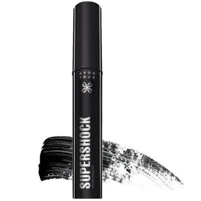 Avon SuperShock Illusion Black tusz do rzęs 10ml