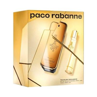 Paco Rabanne 1 Million 100ml edt + perfumetka 20ml